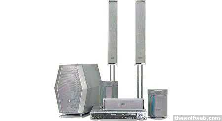 Tww Panasonic Sa Ht920 Home Theater System 150 Obo