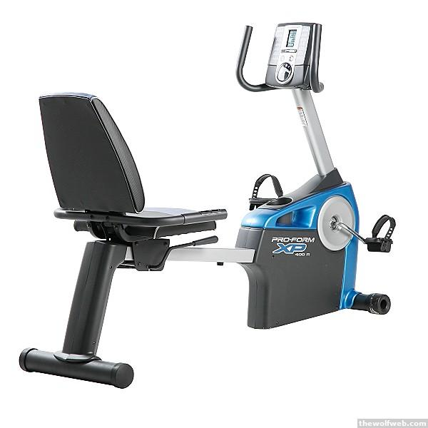 **For Sale: ProForm XP 400R Recumbent Exercise