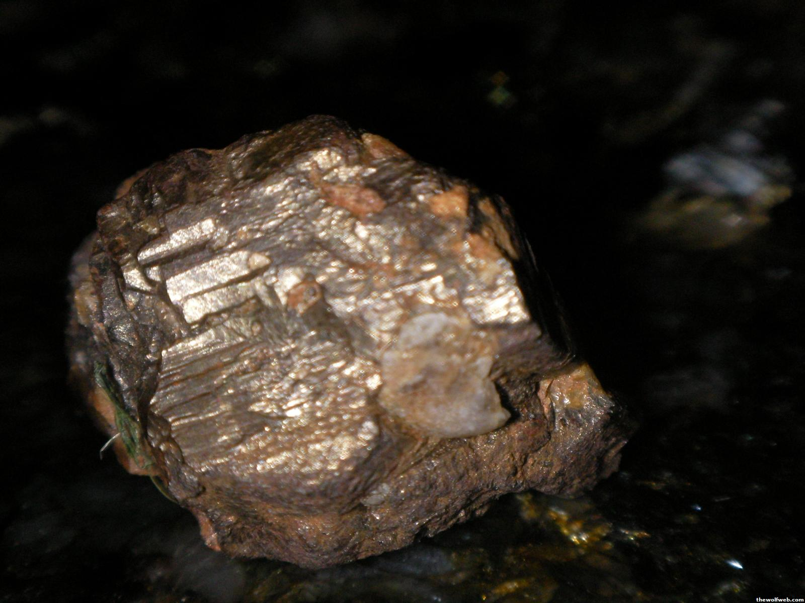 Superb I Found Gold In My Backyard Part - 3: Any Suggestions On Where I Can Find Out Exactly What It Is?? I Figure Itu0027s  Probably Just Fools Gold. Maybe It Looks Nothing Like Raw Gold, I Have No  Idea.